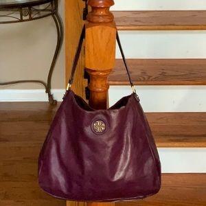 🤩 Tory Burch Dena leather shoulder bag/ hobo 🤩